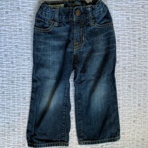 Toddler jeans from Baby Gap